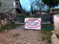 Vakaların Arttığı Dursunbey'de Sokak Karantinası Tedbiri