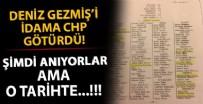 HÜSEYİN İNAN - Deniz Gezmiş'i idama CHP götürdü! Şimdi anıyorlar ama o tarihte...!!!