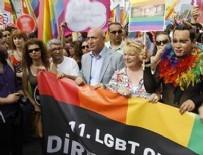 ULUSLARARASI AF ÖRGÜTÜ - CHP LGBT savunuculuğunun merkez üssü oldu!