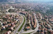 Dursunbey'de 17 Bina Karantinaya Alınıyor