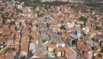 Dursunbey'de Ana Cadde Ve Sokaklar Trafiğe Kapatıldı