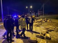 Emirdağ Belediyesi Konya Caddesi'nde Çalışmalara Başladı