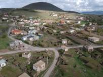 Karantina Altındaki Köy Drone İle Kontrol Ediliyor