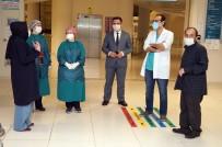 Kastamonu'da İlk Plazma Tedavisi Uygulanan Hasta Taburcu Edildi