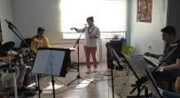Lise Öğrencileri Pandemi Süreciyle İlgili Şarkı Besteledi