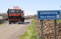 Mazıdağı'nda Bir Köyde Karantina Uygulaması Sona Erdi