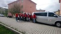 Tunceli'de Kızılaydan 126 Aileye Nakdi Destek