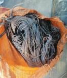 Ayvacık'ta Kablo Hırsızlığı