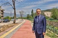 Bursa'da Mandıras Deresi Çevresindeki 14 Dönümlük Alan Sıfırdan Düzenleniyor