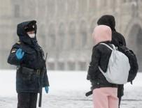 KÜLTÜR BAKANı - Rusya'da corona virüs vaka sayısı her gün artıyor!