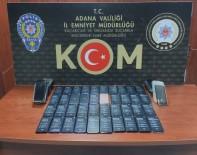 Adana'da 200 Bin Liralık Gümrük Kaçağı Cep Telefonu Ele Geçirildi