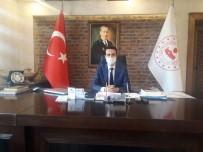 İlçede Pozitif Vaka Görülünce Yasakların Süresi 21 Mayıs'a Kadar Uzatıldı