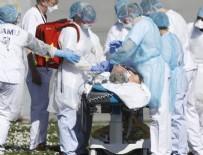 LONDRA - İngiltere'de son 24 saatte ölenlerin sayısı...