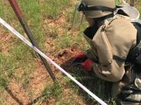 Suriye Sınırında 21 Anti Personel Mayını İmha Edildi