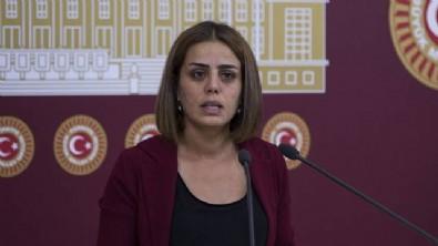 HDP milletvekili Ayşe Acar Başaran'dan devlet kurumuna küstah itham!