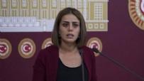 ALSANCAK - HDP milletvekili Ayşe Acar Başaran'dan devlet kurumuna küstah itham!