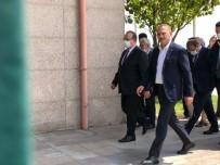 İçişleri Bakanı Soylu Şehit Cenazesi İçin Bursa'da