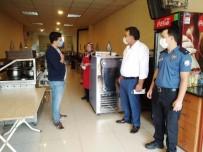 Kaymakamdan Kahvehanelere Ve Lokantalara Denetleme