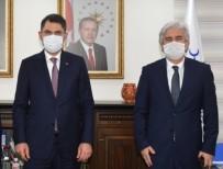 Başkan Hızlı, Bakan Kurum'un Manisa Ziyaretini Değerlendirdi