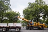 POLİS ŞİDDETİ - Beyaz Saray Etrafındaki Beton Bariyerler Kaldırılıyor