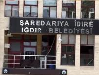 KAYIT DIŞI - HDP'li Belediye'ye operasyon: 14 gözaltı!