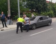 Samsun'da Otomobilin Çarptığı Çocuk Ağır Yaralandı