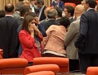 KANUN TEKLİFİ - TBMM Genel Kurulu'nda milletvekilleri yumruk yumruğa birbirine girdi