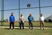 Yerköyspor Stadı'nda Çevre Düzenlemesi Yapılacak