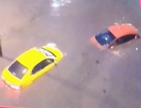 PAZARCI - Ankara sele teslim oldu!