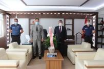 Başkan Koyuncu'ya Yeni Hizmet Binası İçin 'Hayırlı Olsun' Ziyareti