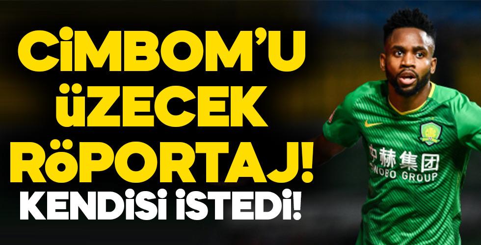 Galatasaray'a kötü haberi kendisi verdi!