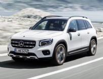 Mercedes 2020 GLB Türkiye'de satışa çıktı!