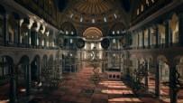MİMAR SİNAN - Ayasofya'da bulunan mozaik ve resimler ne olacak? Diyanet İşleri Başkanı Ali Erbaş'tan açıklama
