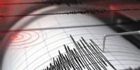 EGE DENIZI - Edirne'de korkutan deprem!