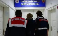 MİT Ve Jandarmanın Ortak Operasyonuyla Yakalandı