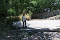 Nevşehir'de Meydana Gel Sel Hasar Oluşturmadı