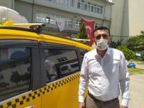 Taksiciden Örnek Davranış Açıklaması 'Sağlıkçıları Ücretsiz Taşıyor'