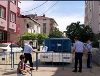 SOSYAL YARDıMLAŞMA VE DAYANıŞMA VAKFı - 20 kişide korona çıktı! Sokak karantinada!