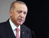 CENNET - Başkan Erdoğan'dan anlamlı paylaşım!