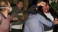 SÖYLEMEZSEM OLMAZ - İP adayı Emre Kınay Beyaz TV muhabirlerine hakaretler yağdırmıştı! Bakın karakoldan nasıl çıktı