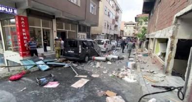 İstanbul Beyoğlu'nda patlama! Ortalık savaş alanına döndü...