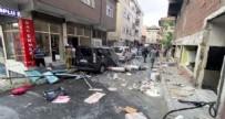 SAĞLIK EKİBİ - İstanbul Beyoğlu'nda patlama! Ortalık savaş alanına döndü...