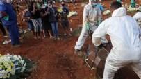 SAO PAULO - Ölümlerde İngiltere'yi geçtiler! İşte koronavirüsün yeni merkez üssü