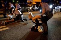 ATLANTA - Amerika'da sular durulmuyor! ABD polisi bir siyahi vatandaşı daha öldürdü! Sokaklar karıştı