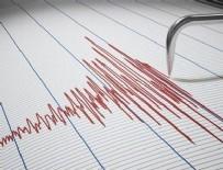 SÜLEYMAN SOYLU - Bilgöl'deki depremde nöbet kulübesi yıkıldı!