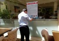 Kızıltepe Belediyesi Korona Virüs Denetimlerini Sürdürüyor