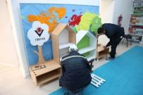 Meram'da Tüm Okullara TÜBİTAK Kitaplığı Kazandırıldı