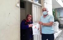 65 Yaş Üstüne Kolonya Ve Maskeler, Erdoğan İmzalı Mektupla Dağıtılıyor