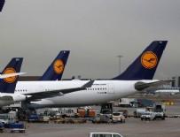 KURTARMA PAKETİ - Lufthansa 22 bin personeli kapının önüne koyacak!
