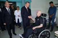 ÖVÜNÇ MADALYASI - 15 Temmuz Gazisi Aslan, Cumhurbaşkanı Başdanışmanlığına atandı